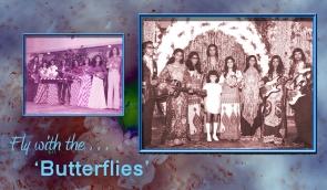 The Butterflies ~ 1976