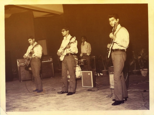 The Abstracts circa 68'