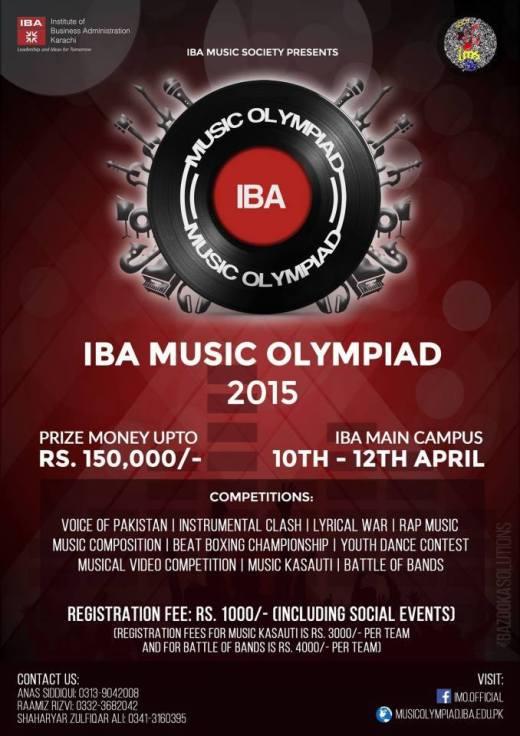 IBA Music Olympiad