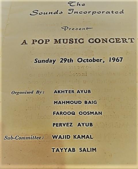 Original Flyer
